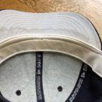 帽子の汗染みの落とし方!ニューエラキャップの汚れがキレイに!